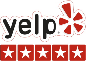 5 Star Yelp Reviews